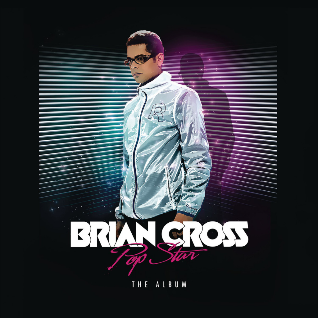 BRIAN CROSS POP STAR THE ALBUM