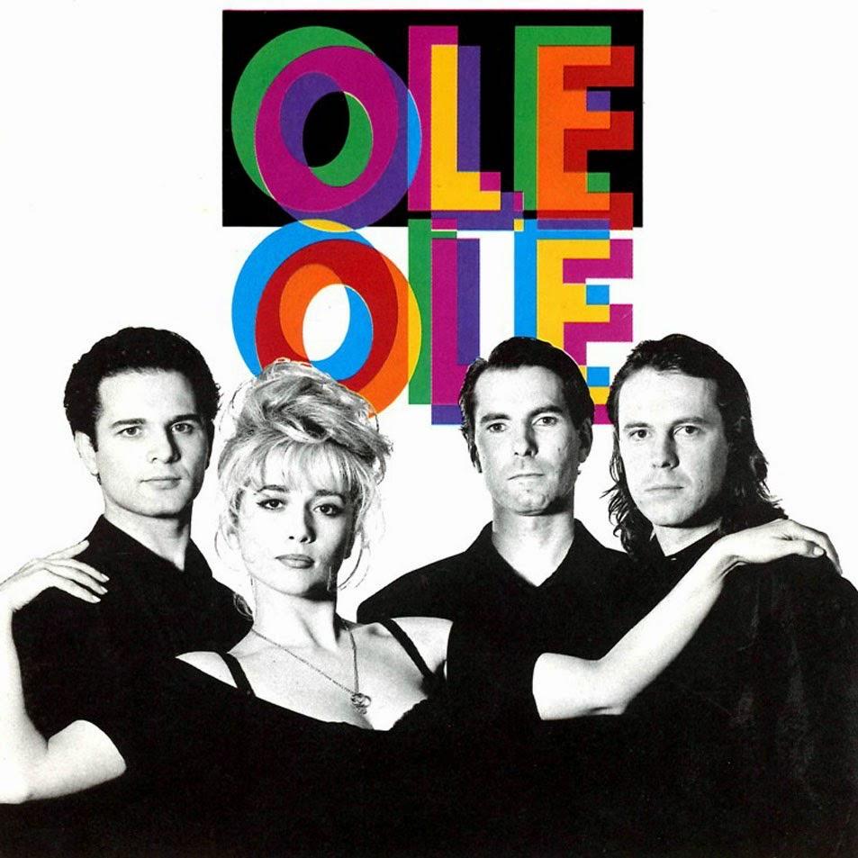 olé olé 1990 inglés marta sánchez