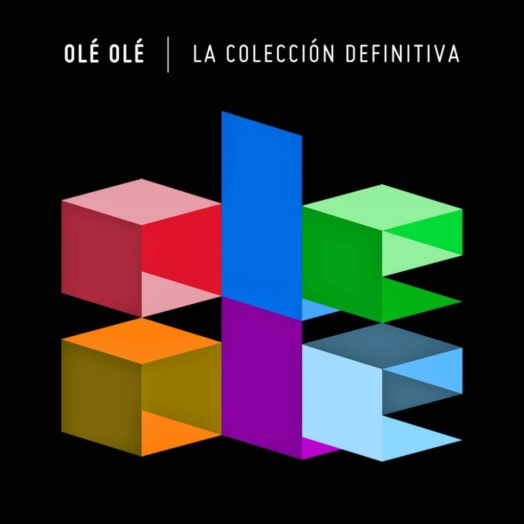 Olé Olé la colección difinitiva marta sánchez