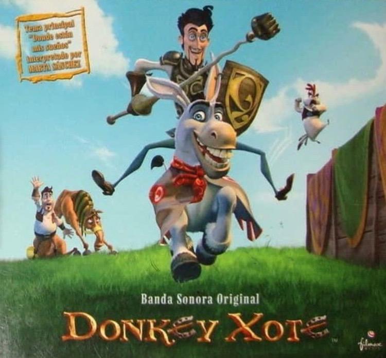 BSO Donkey Xote marta sánchez