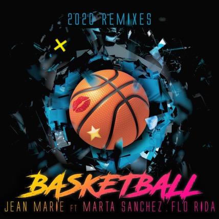 basketball remixes 2020 marta sánchez jean marie flo rida marta sánchez